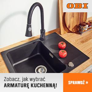 OBI-Armatura kuchenna, której nie może zabraknąć
