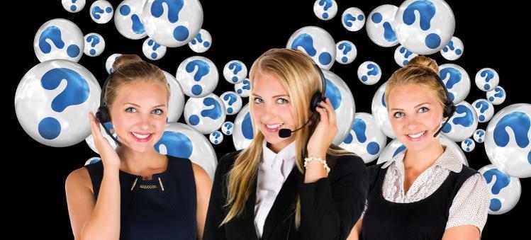 Słuchawki do telefonu dla telemarketera